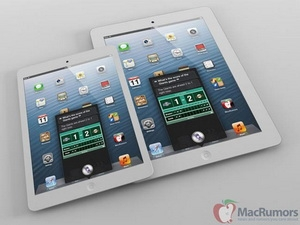 iPad mini đã được sản xuất hàng loạt để ra mắt