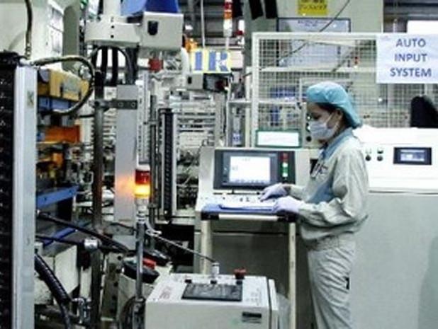 Xuất khẩu hàng công nghiệp chế biến tăng 25,5% so với cùng kỳ