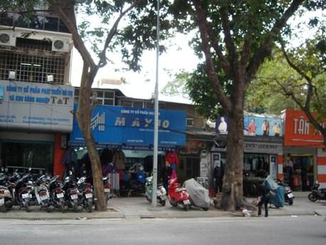 Sẽ cưỡng chế giải phóng mặt bằng đất dự án 36A Trần Hưng Đạo, Hà Nội