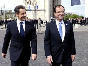 Ông Sarkozy sẽ tái tranh cử tổng thống Pháp năm 2017