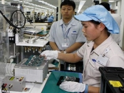 Kim ngạch thương mại Việt-Hàn đạt hơn 18 tỷ USD