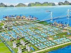 Quy hoạch chung xây dựng Khu kinh tế Đình Vũ - Cát Hải