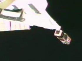 Vệ tinh FPT đã tách khỏi trạm ISS thành công