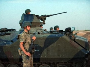 Liên Hợp Quốc cảnh báo căng thẳng leo thang ở biên giới Syria