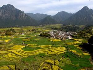 Trung Quốc lần đầu tiên công bố đề cương quy hoạch đất đai