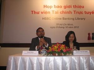 Ra mắt thư viện tài chính trực tuyến đầu tiên ở Việt Nam