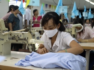 Triển khai giải pháp để xuất khẩu dệt may đạt 18 tỷ USD