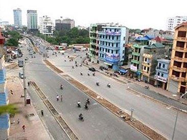 Công bố giá đất đền bù giải phóng mặt bằng đường Ô Đông Mác-Nguyễn Khoái