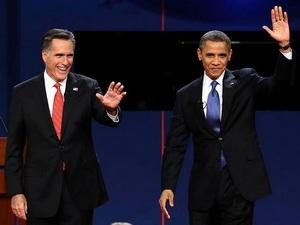 Ông Obama bất ngờ bị ứng viên Cộng hòa dẫn trước
