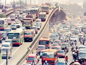 Thủ đô Jakarta thiệt hại trên 4 tỷ USD vì ô nhiễm không khí