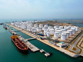 Trung Quốc sẽ xây kho chứa dầu lớn nhất Đông Nam Á