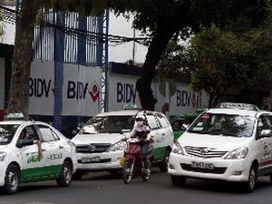 Hà Nội quy hoạch phát triển taxi khu ngoại thành