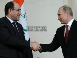Nga-Iraq phản đối can thiệp từ bên ngoài vào Syria