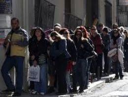Hơn 1/4 dân số Hy Lạp thất nghiệp