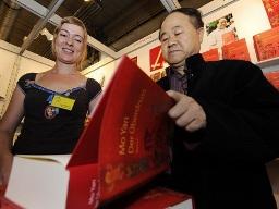 Nhà văn Trung Quốc Mạc Ngôn đoạt giải Nobel văn học