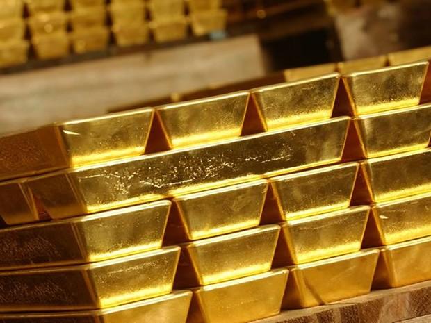 Giá vàng hướng đến tuần giảm mạnh nhất 2 tháng