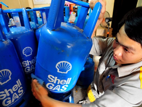 Shell bán mảng kinh doanh gas tại Việt Nam với giá 0,4 triệu USD
