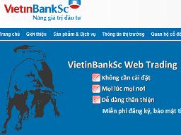 VietinBankSc đạt lợi nhuận 16 tỷ đồng trong quý III/2012