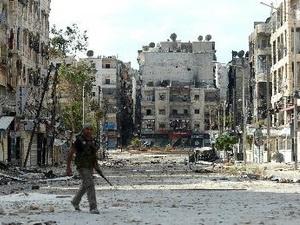 Quân nổi dậy chặn tuyến quốc lộ huyết mạch Syria