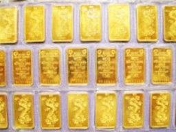 Giá vàng có tuần giảm đầu tiên sau 2 tháng