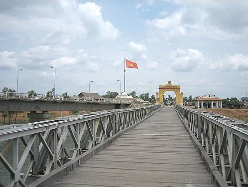 Khởi công xây dựng cầu Hiền Lương 2
