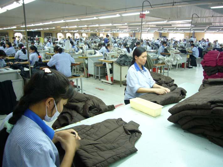 Doanh nghiệp FDI chiếm tỷ trọng lớn trong xuất khẩu dệt may