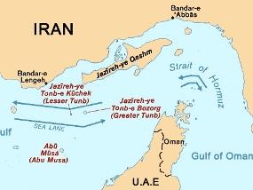 Iran lên kế hoạch đóng eo biển Hormuz