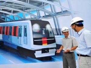 Bàn giao mặt bằng tuyến đường sắt đô thị số 1 Bến Thành - Suối Tiên vào tháng 12