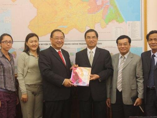 Singapore tìm hiểu cơ hội đầu tư tại Đà Nẵng