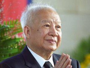 Cựu Vương Campuchia Sihanouk qua đời ở Bắc Kinh