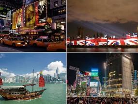 10 trung tâm tài chính hấp dẫn nhất thế giới