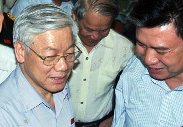 Tổng Bí thư Nguyễn Phú Trọng: Không để xảy ra những vụ như Vinashin, Vinalines