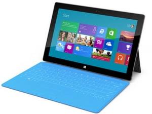 Microsoft sản xuất 5 triệu chiếc Surface cho quý IV