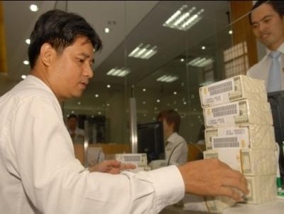 Tiền gửi ngoại tệ vào ngân hàng có xu hướng tăng