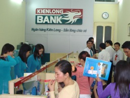 2 nhà đầu tư đã mua 5 triệu cổ phần KienLong Bank
