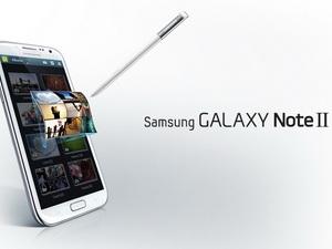 Samsung ra mắt Galaxy Note II tại Việt Nam