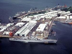 Vịnh Subic của Philippines là căn cứ hải quân Mỹ