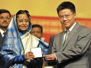 Giáo sư Ngô Bảo Châu được vinh danh tại Canada