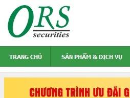 ORS lỗ thêm hơn 500 triệu đồng trong quý III/2012