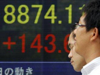 Chứng khoán châu Á tăng sau số liệu GDP Trung Quốc
