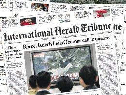 IHT: Tờ báo gắn với lịch sử loài người thế kỷ 20