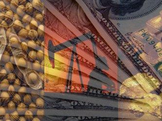 Giá hàng hóa thế giới có tuần giảm mạnh