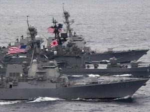 Nhật, Mỹ hủy tập trận vì sợ kích động Trung Quốc