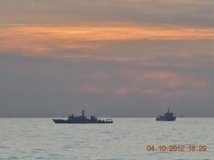 Tàu hải giám Trung Quốc lại xuất hiện gần Senkaku