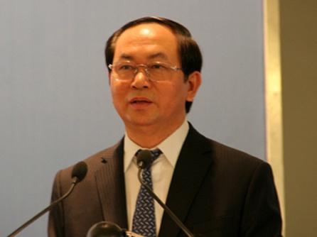 Bộ trưởng Trần Đại Quang: Số vụ tham nhũng, tội phạm kinh tế tăng mạnh