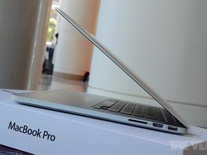MacBook Pro Retina sẽ có giá khởi điểm 1.699 USD?