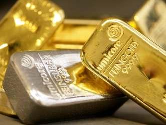 Giá vàng tăng nhẹ phiên đầu tuần tại châu Á