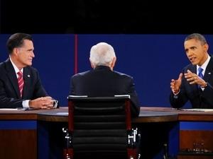 Kết quả tranh luận ít làm thay đổi thái độ cử tri Mỹ