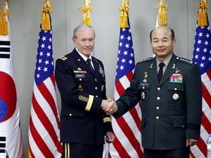 Mỹ - Hàn Quốc tái khẳng định liên minh quân sự