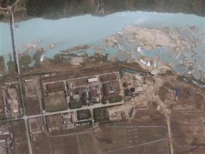 Triều Tiên đã khôi phục đường hầm để thử hạt nhân